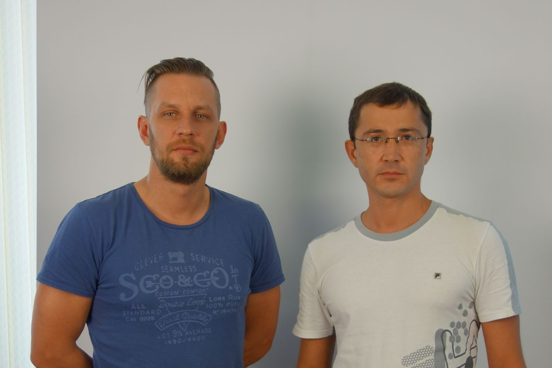 В студии с Алексеем Похабовым